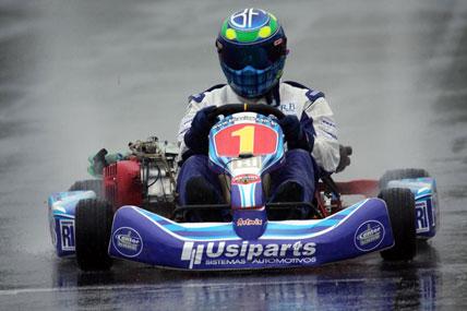 Kart: BF Racing estreou temporada 2009 em Betim