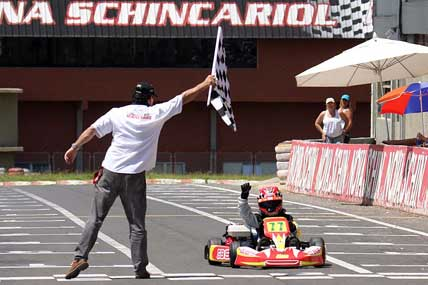 Kart: Campeonato Nova Schin terá novidades neste domingo