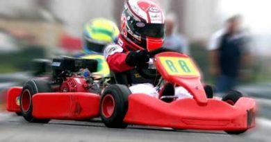 Kart: Após treinos livres, Igor Melo está confiante em um grande resultado na Mirim