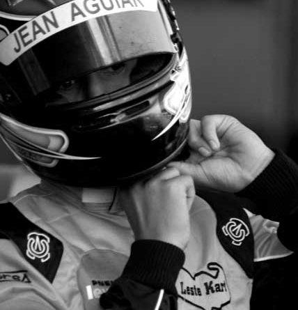 Kart: Jean Aguiar acelerando na trilha de um futuro campeão