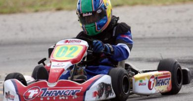 Kart: Nathan William é o Campeão Tocantinense de 2009 na Mirim