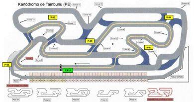Kart: Inauguração do Kartódromo de Tamburiu marca a abertura do Campeonato Pernambucano