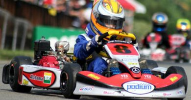 Kart: Final de semana produtivo para a Kart Mini