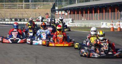 Kart: Copa Parilla começou com força total no Velopark