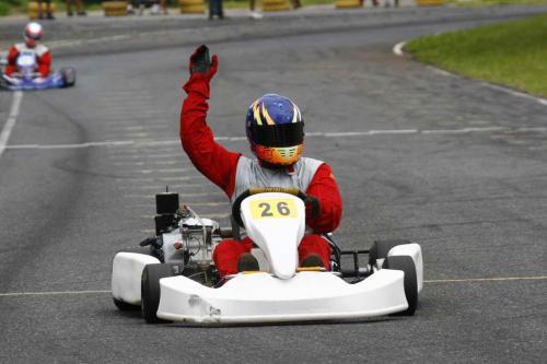 Kart: Após dar show na pista Equipe SpeedRacing/NGK assume a liderança da Copa Guará de Kart