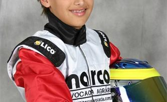 Kart: Tocantinense Marco Túlio testa na Júnior Menor visando 2007