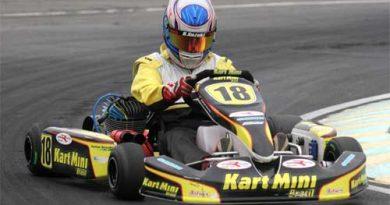 Kart: Mundial de Kart recebe equipe 100% brasileira