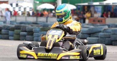 Kart: Renan Bussière integra equipe da Kart Mini no RJ