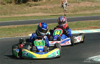 Kart: Piloto catarinense conquista título internacional na categoria Cadete