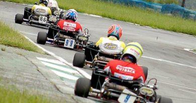 Kart: Biland faz preparação para o campeonato nacional de 2008