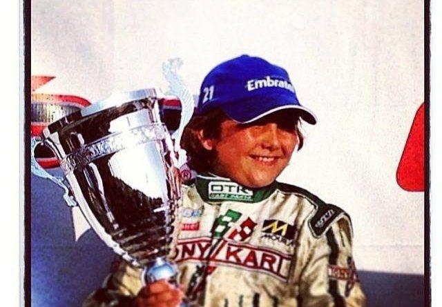 Kart EUA: Neto mais novo de Fittipaldi consegue vaga para Mundial de kart