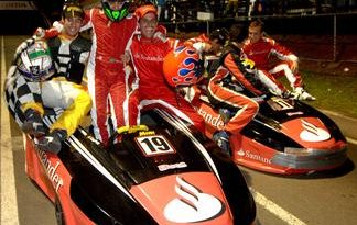 500 Milhas Granja Viana: Equipe de Felipe Massa vence as 500 Milhas da Granja Viana