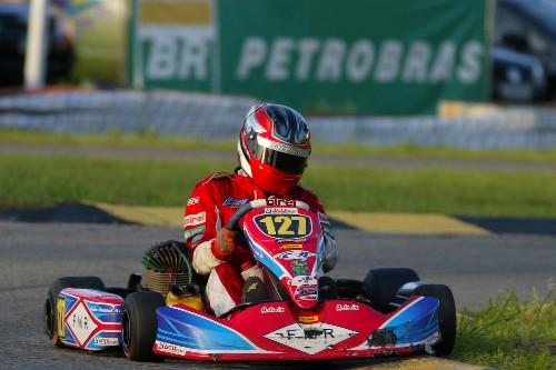 Kart: Paulo Grassi conquista a última vaga para a Seletiva Petrobras