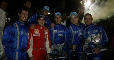 Kart: Massa Blausiegel Team fica em terceiro na 500 Milhas de Kart da Granja Viana