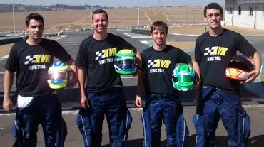 Mundial de Kart: Brasil é campeão da Nations Cup