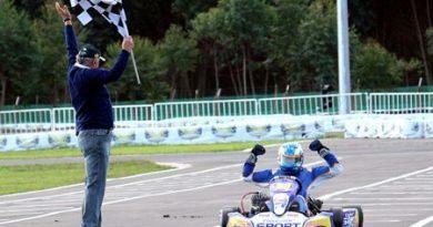 Kart: Gabriel Navarrete é Campeão Brasileiro de Kart