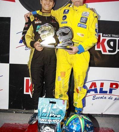 Kart: Alberto Cesar Otazú é o campeão do I Fórmula Master Brasil Festival