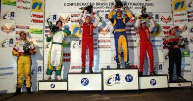 Kart: Conhecidos mais seis Campeões Brasileiros de Kart