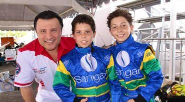Kart: Brasileiros se destacam nas baterias classificatórias