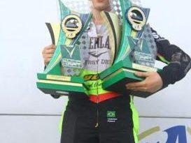 Kart Nacional: Kart: Vinicius Ponce é campeão da Seletiva FIA Academy Trophy