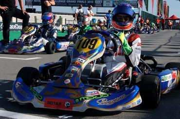 Olimpíadas do Kart: Brasil terminou em quarto