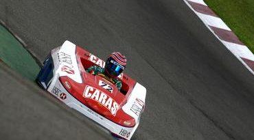 Kart: Tony Kanaan faz a pole-position das 500 Milhas de Kart
