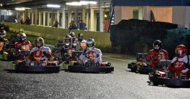 Torneio Alex Dias Ribeiro de Kart: Bruno Escarim é o campeão e Alberto Cesar Otazú é vice