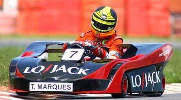 Kart: Tarso Marques enfrenta problemas no primeiro dia do Desafio das Estrelas