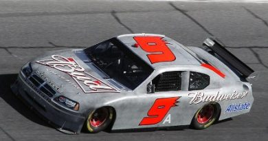 Nascar: Kasey Kahne é o melhor no último dia de testes em Daytona