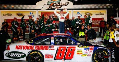 Nascar Sprint Cup: Dale Earnhardt Jr vence o Shootout