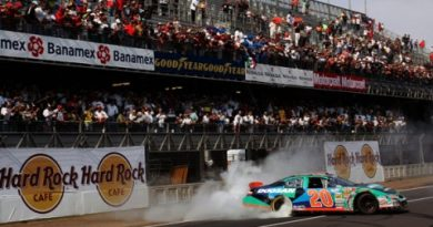 Nationwide Series: Kyle Busch vence a terceira consecutiva