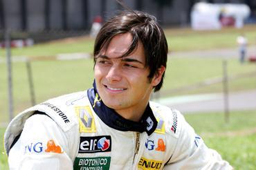 Kart: Em clima de confraternização, Nelsinho Piquet encerra temporada 2007