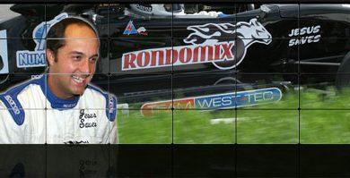 Outras: Adriano Medeiros visita a Motorsport International na Inglaterra