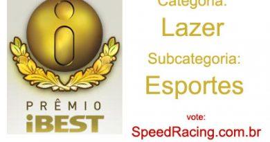 Informações: SpeedRacing.com.br concorre ao iBest. VOTE AGORA!!!
