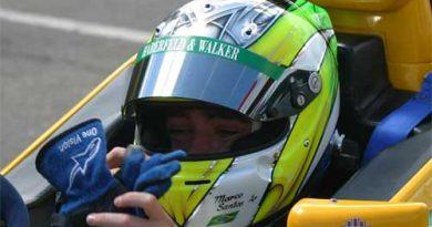 F-Renault Européia: Catarinense Marco Santos estréia marcando pontos