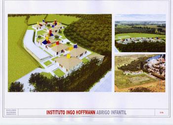 Informações: Instituto Ingo Hoffmann já conta com 5 vilas erguidas