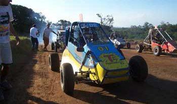 Outras: Velocidade no belíssimo domingo teve endereço no Autódromo da Cavalhada