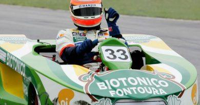 Kart: Nelsinho Piquet corre em família nas 500 Milhas da Granja Viana