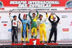 Kart: Massa vence primeira corrida do Desafio das Estrelas