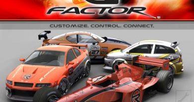 Informações: Veja a análise do Jogo rFactor