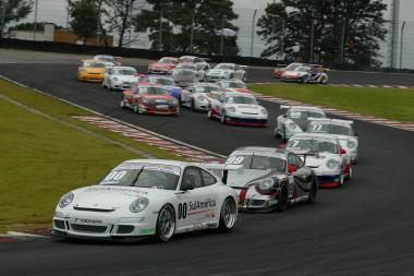 Porsche GT3 Cup: Segunda vitória de Constantino Júnior em Interlagos