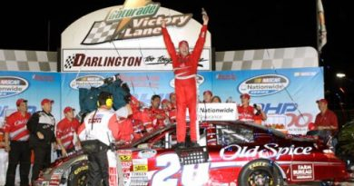 Nationwide Series: Tony Stewart vence em Darlington