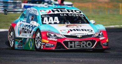 Stock Car: Félix da Costa estreia com pódio na equipe HERO Motorsport