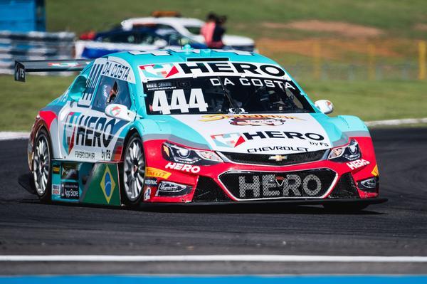 Stock Car: Antonio Felix da Costa é o mais rápido do 3º Treino Livre em Goiânia