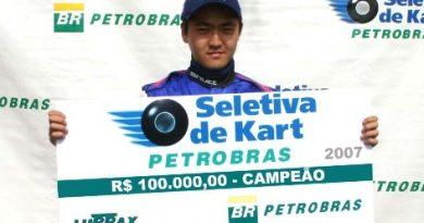 Kart: Rafael Suzuki é o vencedor da Seletiva Petrobras 2007