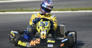 Kart: Piquet fatura o primeiro campeonato nacional de 2010