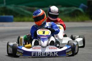 Kart: Gabriel Tojal começa, confiante, a temporada de 2006