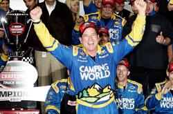 Truck Series: Ron Hornaday conquista seu terceiro título