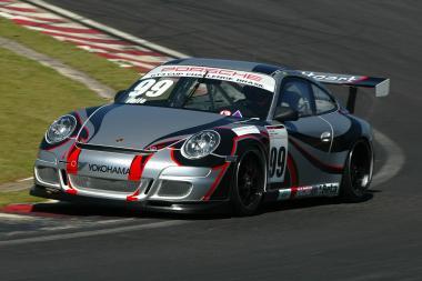 "Porsche GT3 Cup: Tom Valle faz a primeira pole com o ""997"""