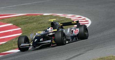 World Series: Mário Romancini é 13º na corrida deste domingo em Monza